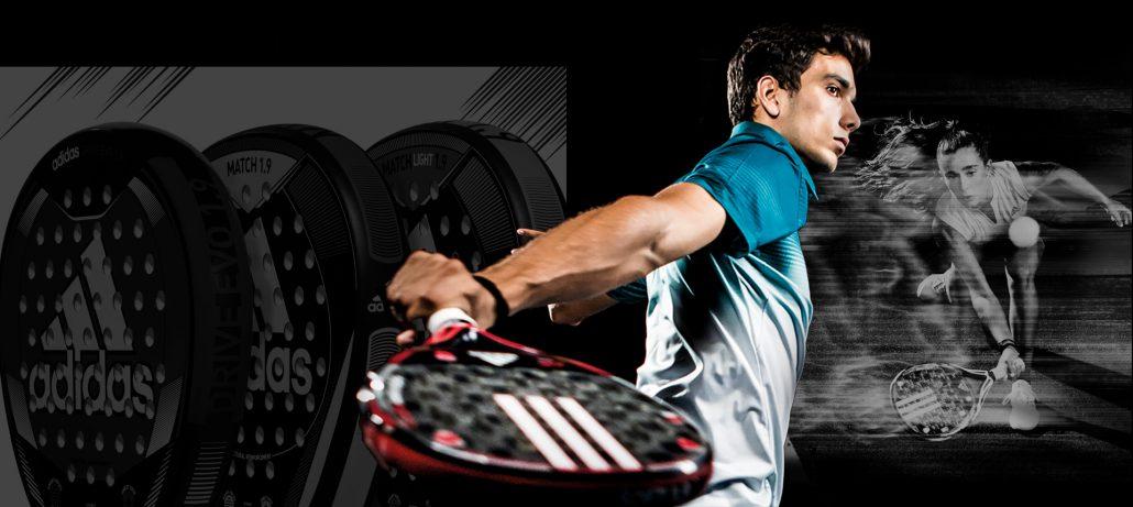 Padel Racket Adidas - FB