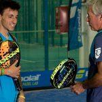 Padel racket voor beginners