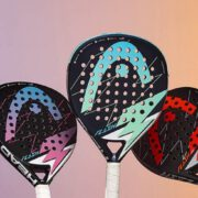 Head padel rackets