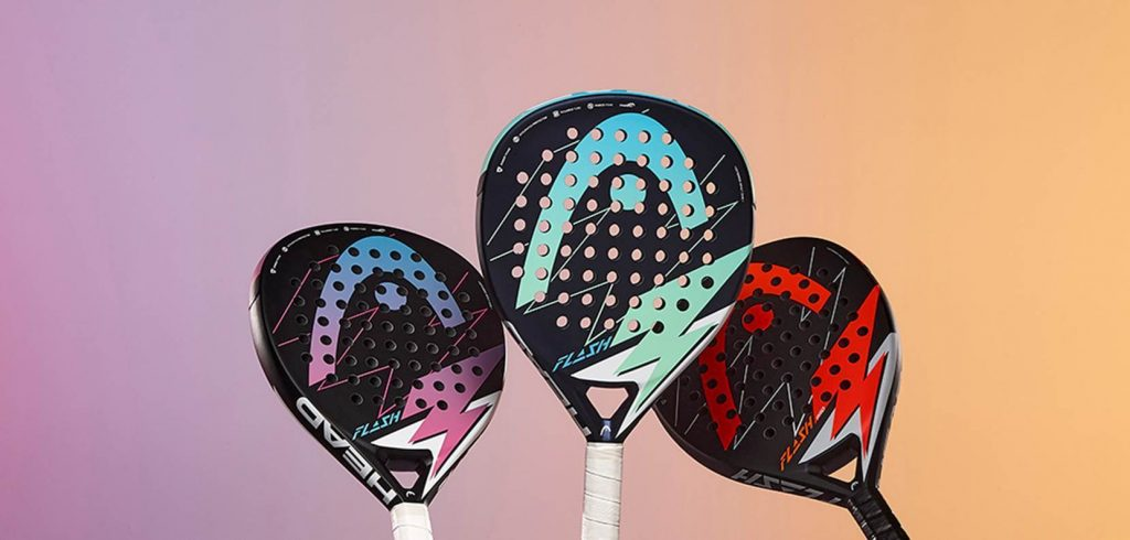Head padel rackets