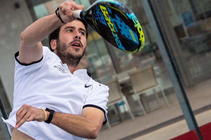 Rafa Nadal padel academy