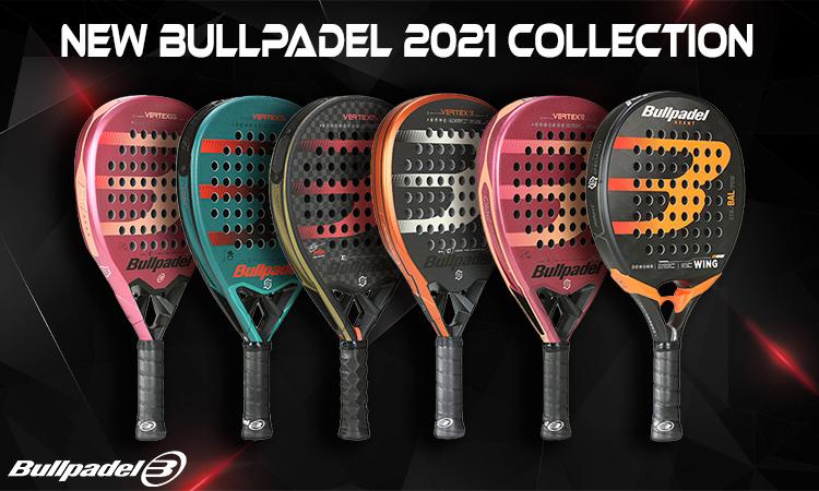 Bullpadel rackets