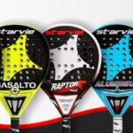 StarVie Padel Rackets