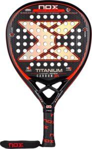 NOX Luxury Titanium Carbon 3K