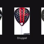 Kies de vorm van je padel racket