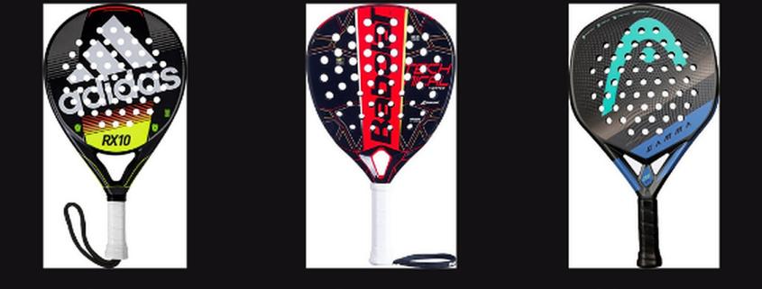 Vormen padel rackets.v1